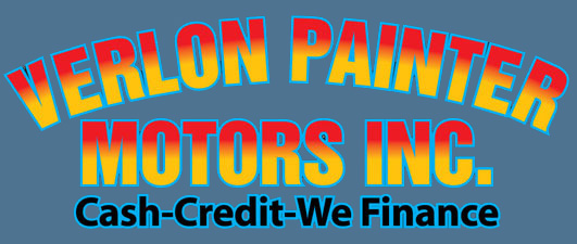 VERLON PAINTER MOTORS, INC. - CASH CREDIT WE FINANCE!
